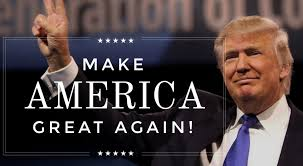 Make America Great Again - Trump for President 2016